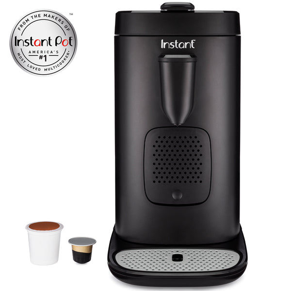 Instant Pod Coffee 2-in-1 Single Serve Brewer and Espresso Machine by the makers of Instant Pot