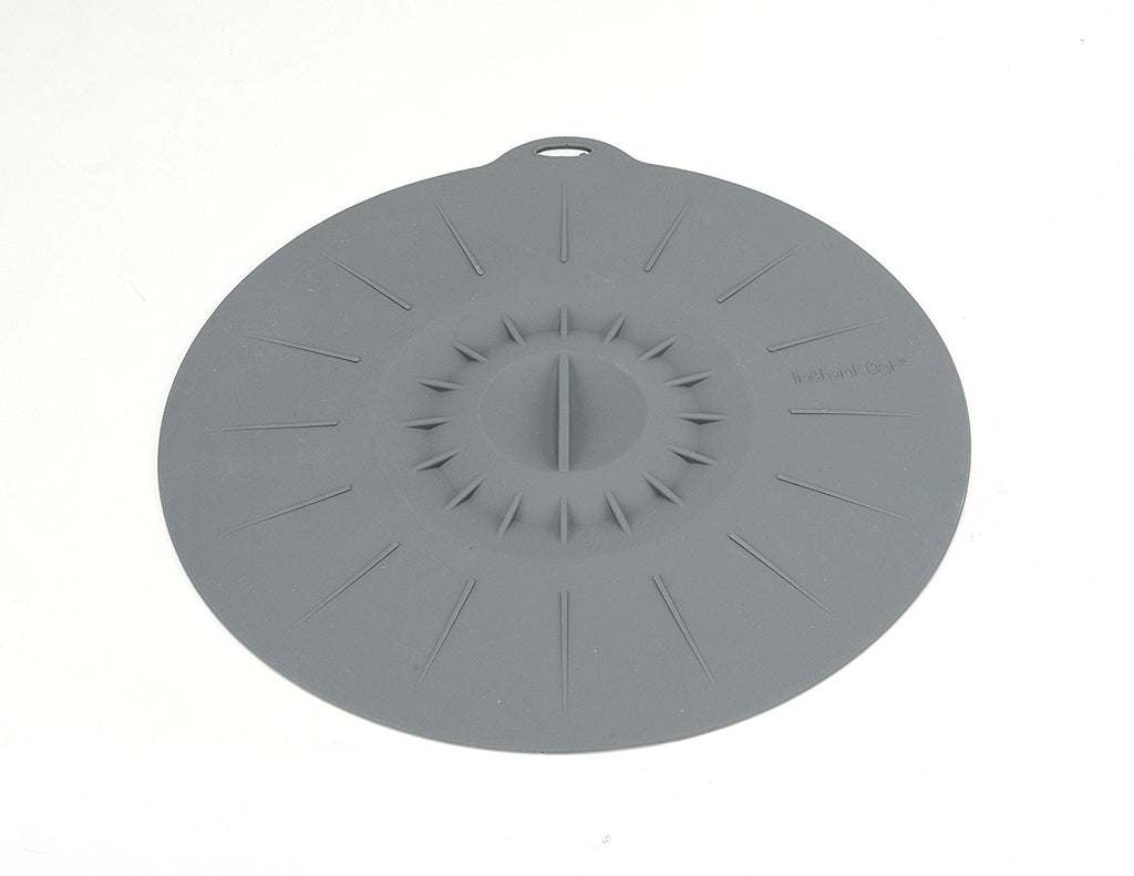 silicone gray lid