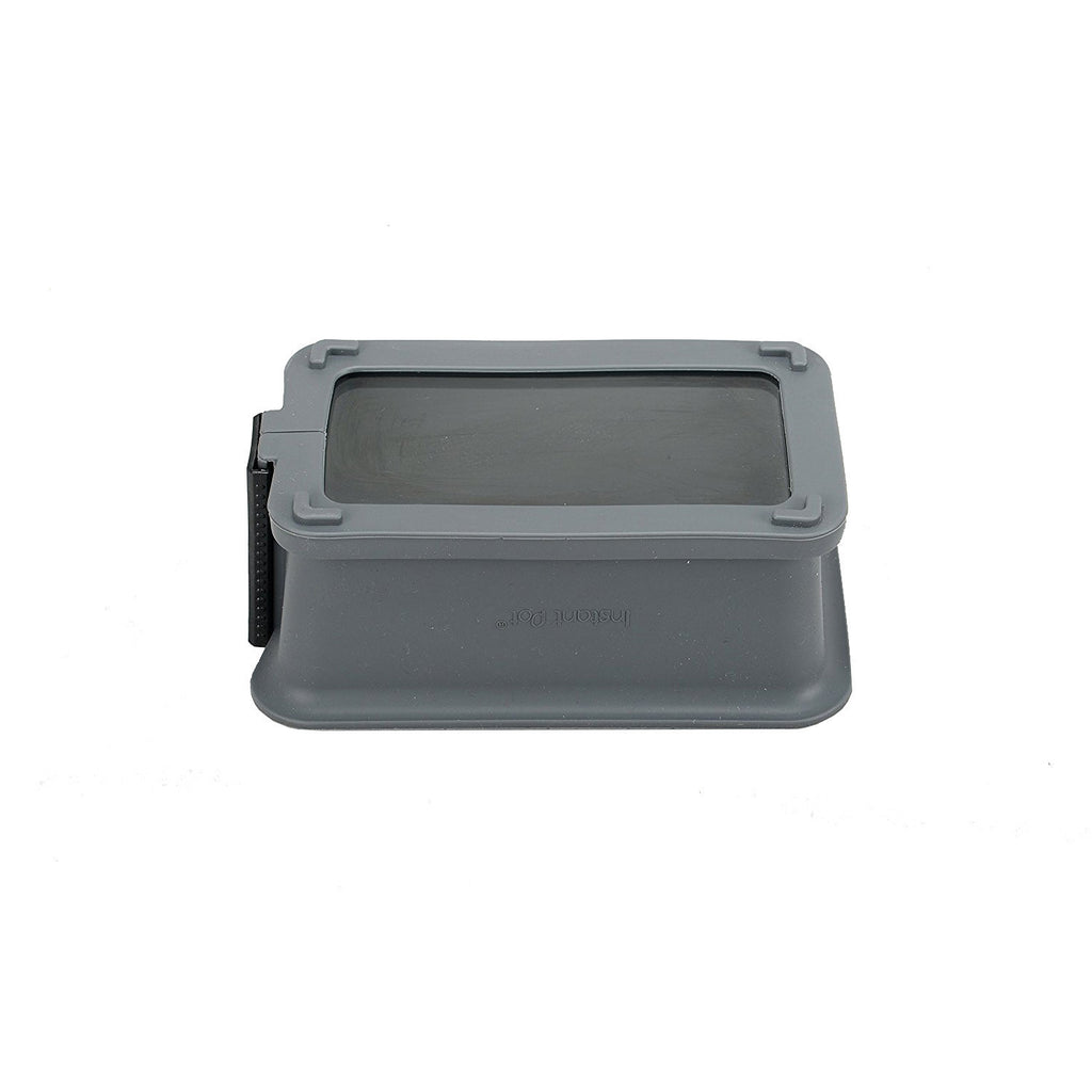 Instant Pot Accessory - Silicone Loaf pan upsidedown