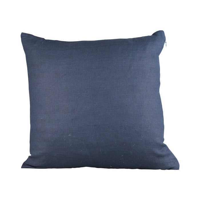 Royal Blue Linen pillow