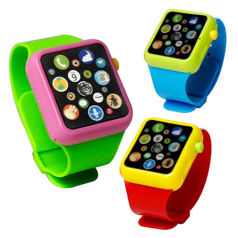 Smart Toy Watch Musical Touch Screen