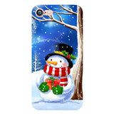Merry Christmas Happy New Year Phone Case For iPhone