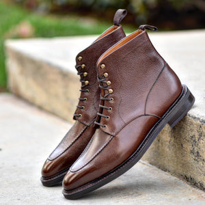 Bremerton - Mid Brown Soft Grain