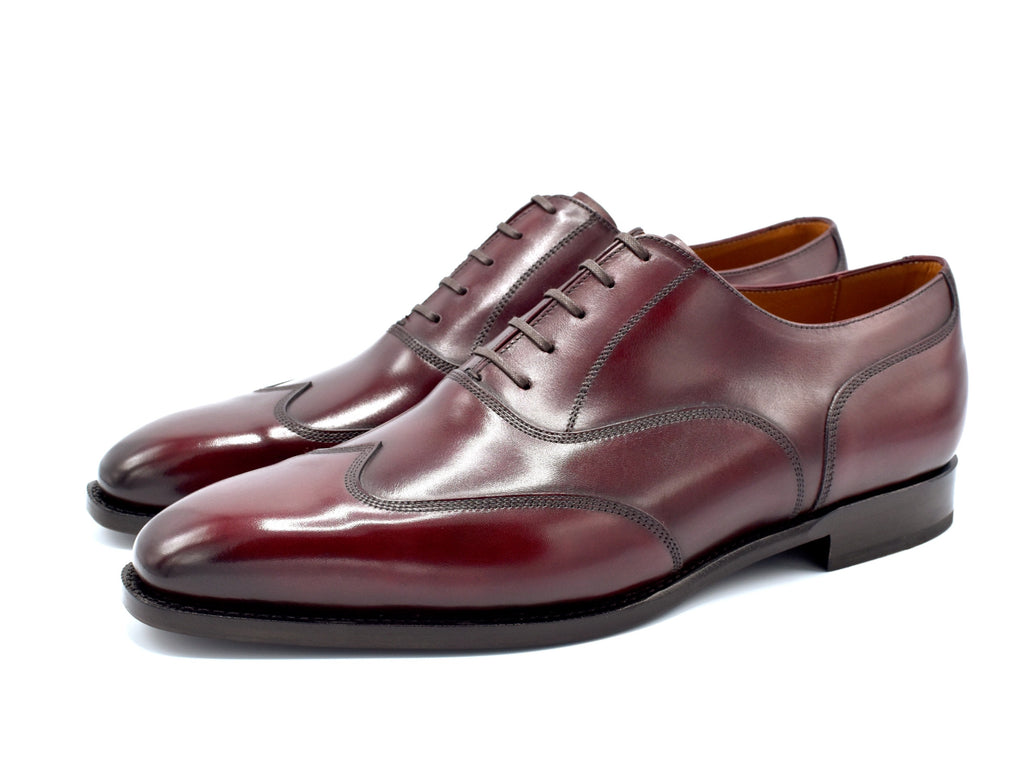Pullman - Burgundy Crust Calf