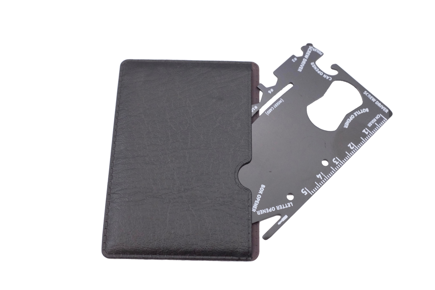 Avventura Outdoors Credit Card Multi-Tool