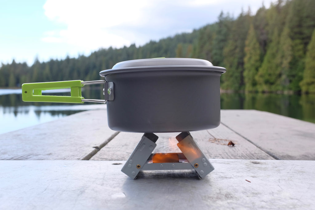 Avventura Outdoors Camping Stick/Fuel Tab Stove