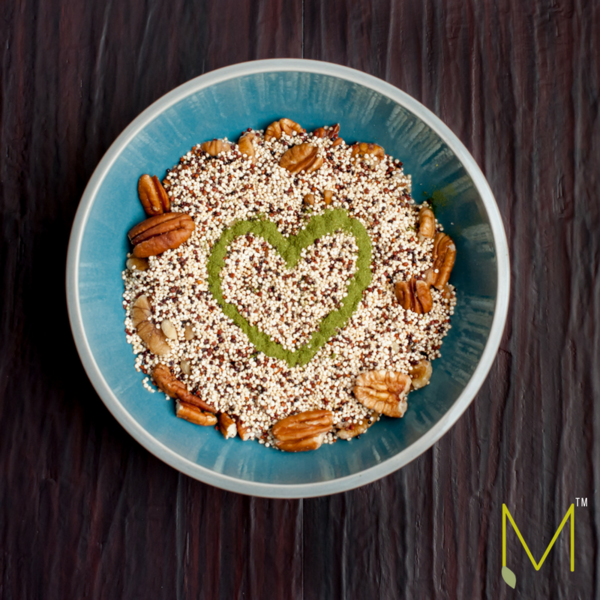Moringa Powder Quinoa Almond Oats