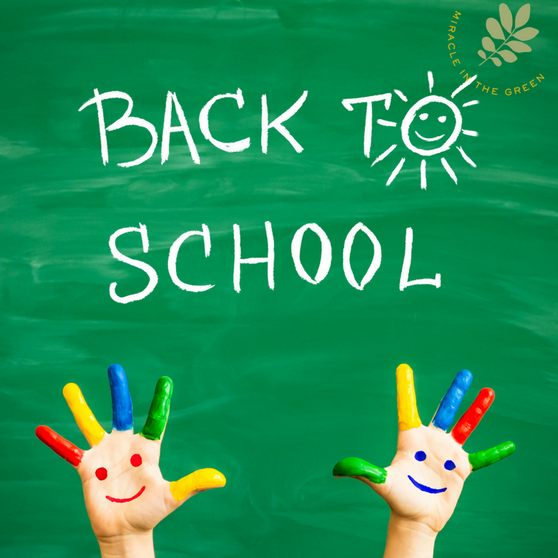 Healthy Kids on the Go: Your Child's Best School Year Yet