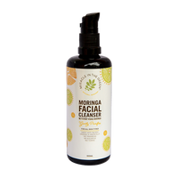 Hydrating & Brightening Moringa Facial Cleanser Face Wash