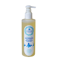 All natural baby shampoo & body wash fragrance free with moringa - Mummy's Miracle
