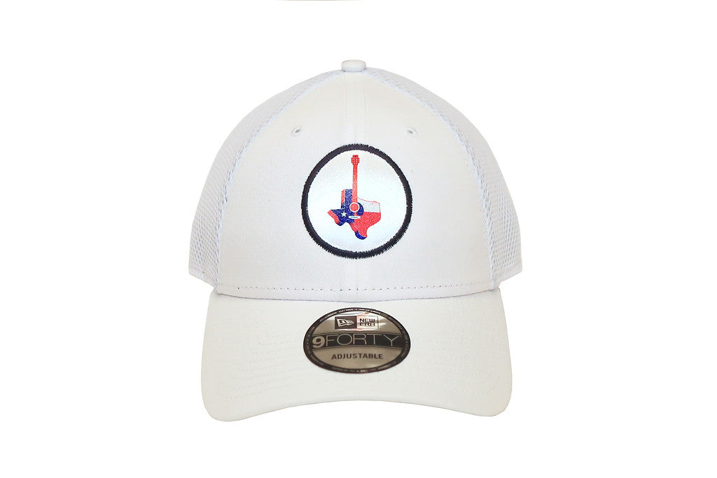 Limited Edition jkl Texas Relief Fund Custom Guitar Hat