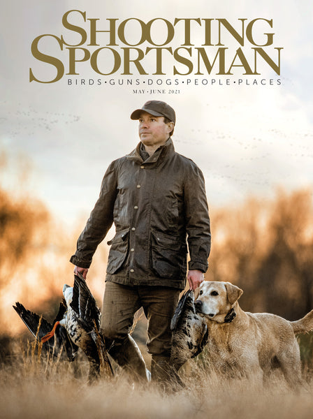 May June 2021 issue of Shooting Sportsman