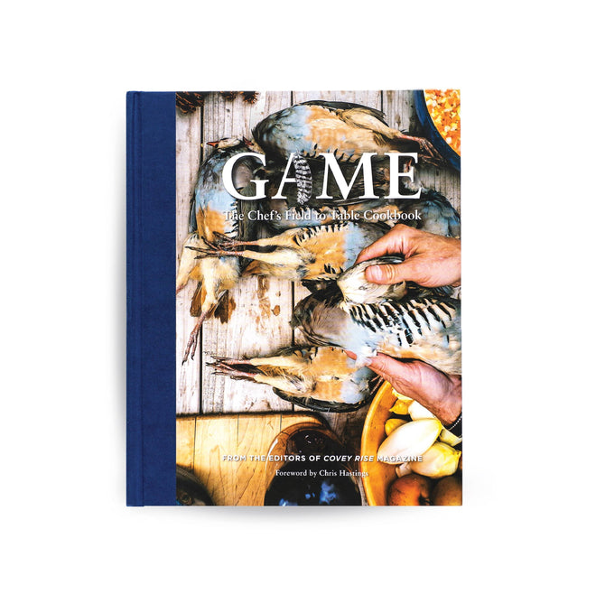 Tom Beckbe Books One Size Game: The Chef's Field to Table Cookbook