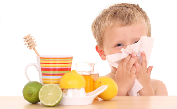 How To Survive Cold & Flu Season Naturally