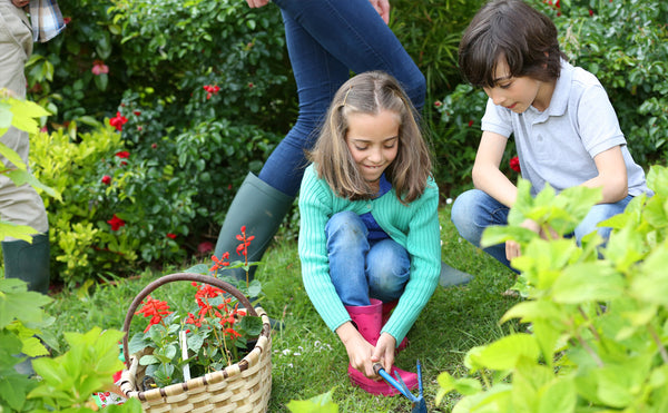 5 Reasons Why You Should Garden With Your Kids