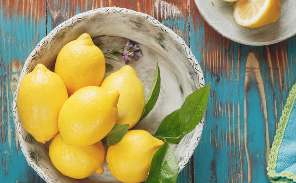 5 Ways To Use Lemon Around The House