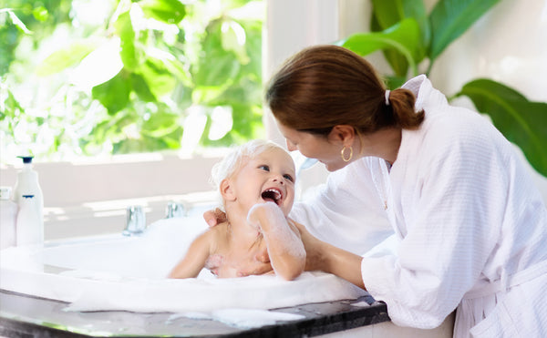 Caring for Your Baby's Hair