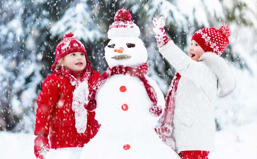 10 Winter Activies For Kids