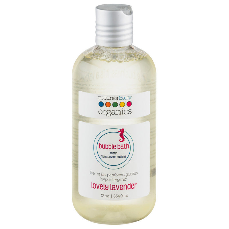 Moisturizing Bubble Bath Lovely Lavender 12 oz