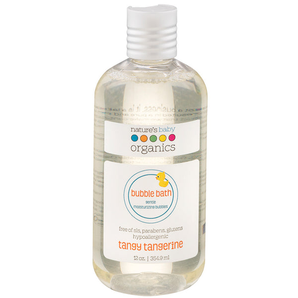 Moisturizing Bubble Bath Tangy Tangerine 12 oz