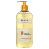 Shampoo & Body Wash Vanilla Tangerine 16 oz