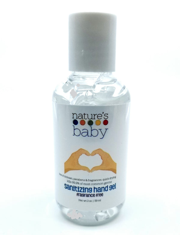 Hand Sanitizer 70% Ethyl Alcohol Fragrance Free
