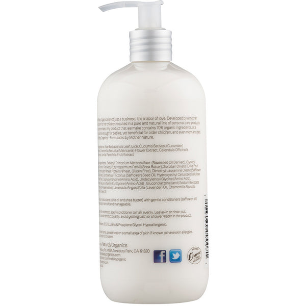 Conditioner & Detangler Lavender Chamomile 16 oz