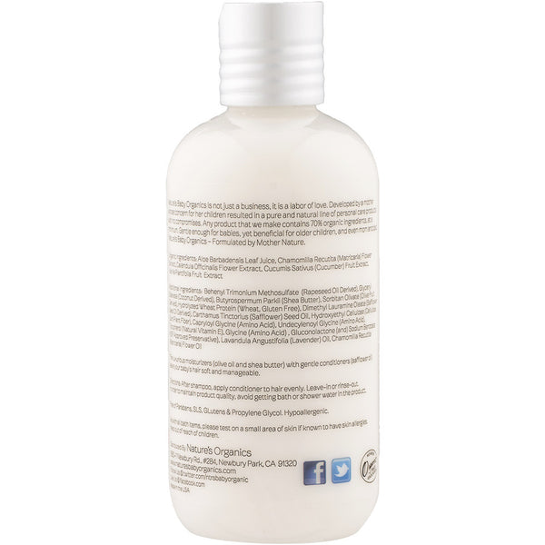 Conditioner & Detangler Lavender Chamomile 8 oz