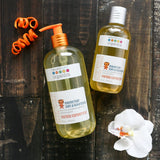 Shampoo & Body Wash Vanilla Tangerine 8 oz
