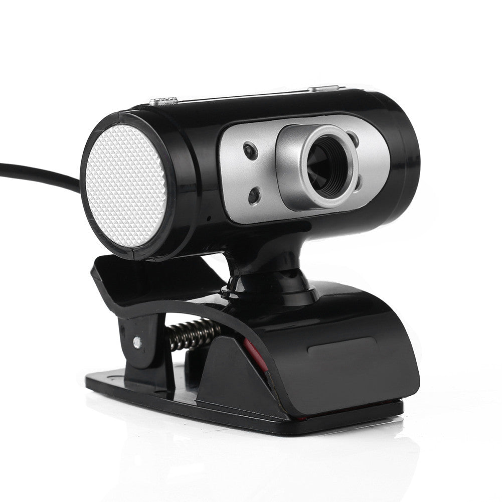 HD Webcam with LED Night Lights - Twilight Gamers