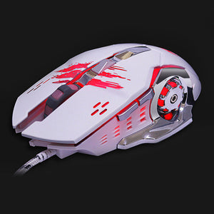 Twilight Gamer 3200 DPI LED Mouse - Twilight Gamers
