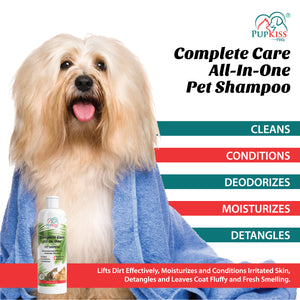 All-In-One Natural Pet Shampoo