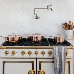 The Beauty of Copper Cookware
