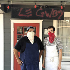 Opening a Restaurant in a Pandemic with Le Cowboy