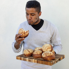 Getting to Know Bryan Ford Through His Love of Bread