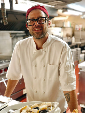 Q A With Executive Chef At Chez Nous Restaurant Christopher