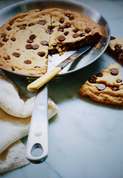10 inch frying pan skillet cookie
