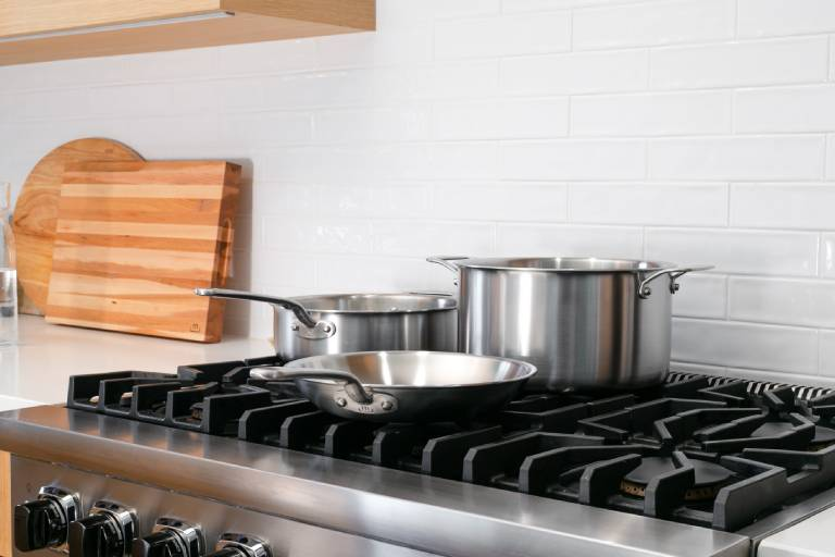 how to clean cookware
