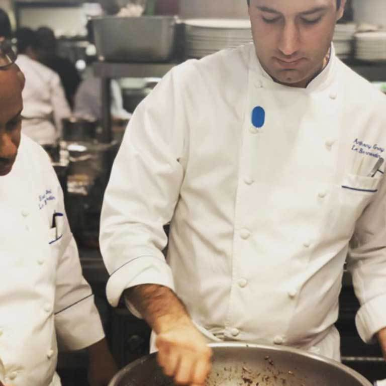 anthony gray le bernardin