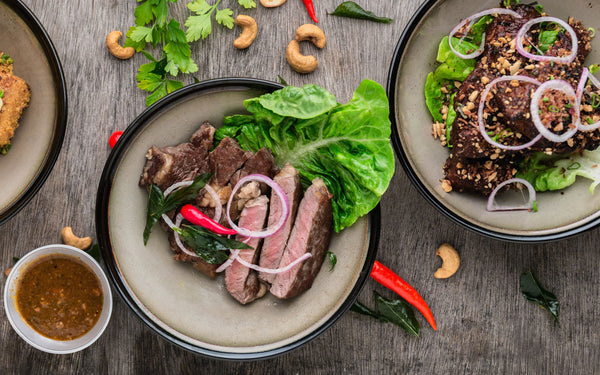 To Flip or Not To Flip: The Age Old Question of Steak Searing