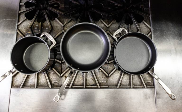 PTFE-coated cookware