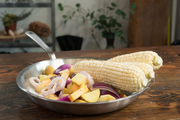 eat healthier with made in fry pan