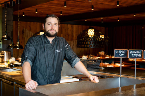 chef charles schlienger at sway