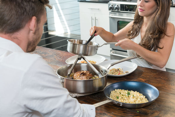 Made In cookware brings people together