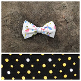 Halloween Small Bow &/or Bow Tie