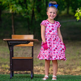 Apple Charlotte Dress