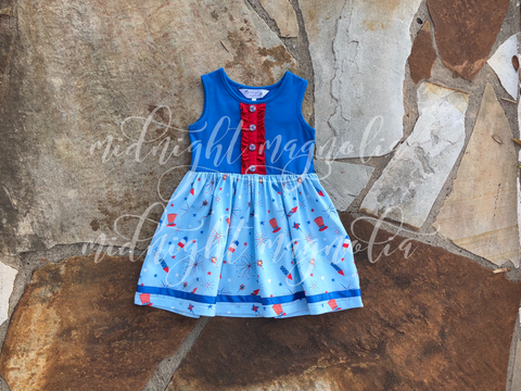 Swing Party Dress
