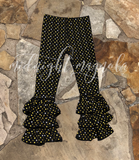 Twinkle Golden Star Benny Pants