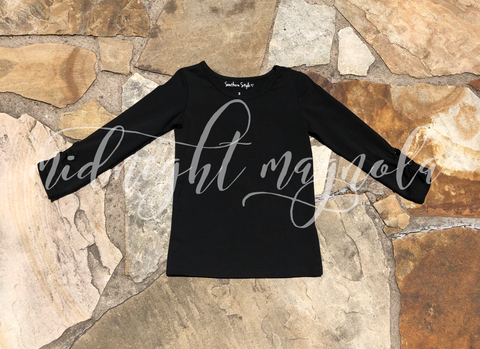 Cauldron Black Sprinkle Layering Shirt