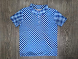 Blue Poppy Boys Polo Shirt